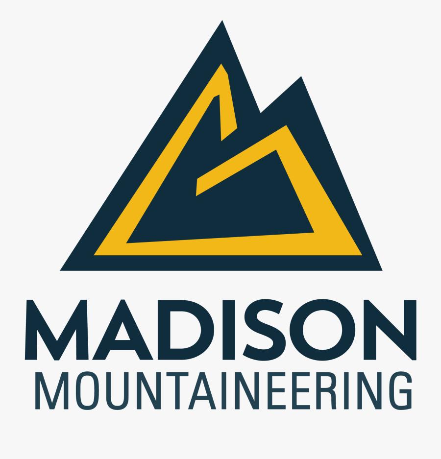 Madison Mountaineering Logo, Transparent Clipart