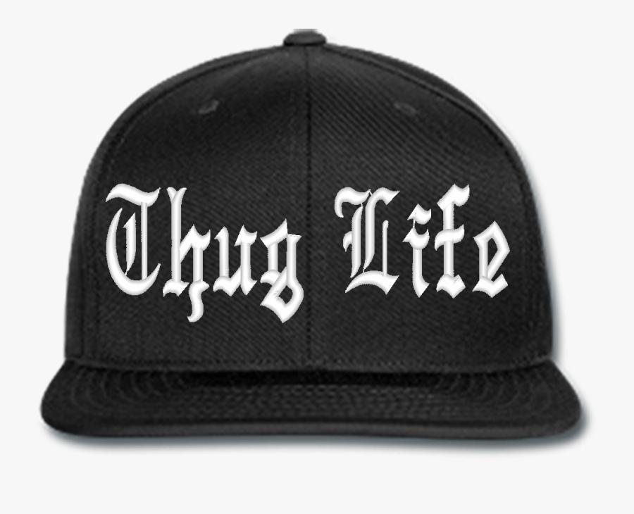 Thug Life Hat Baseball Cap Clip Art - Thug Life Cap Png, Transparent Clipart