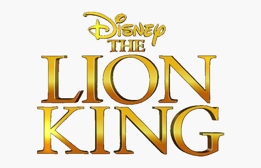 The Lion King Picture Lion King Text Png Free Transparent Clipart Clipartkey