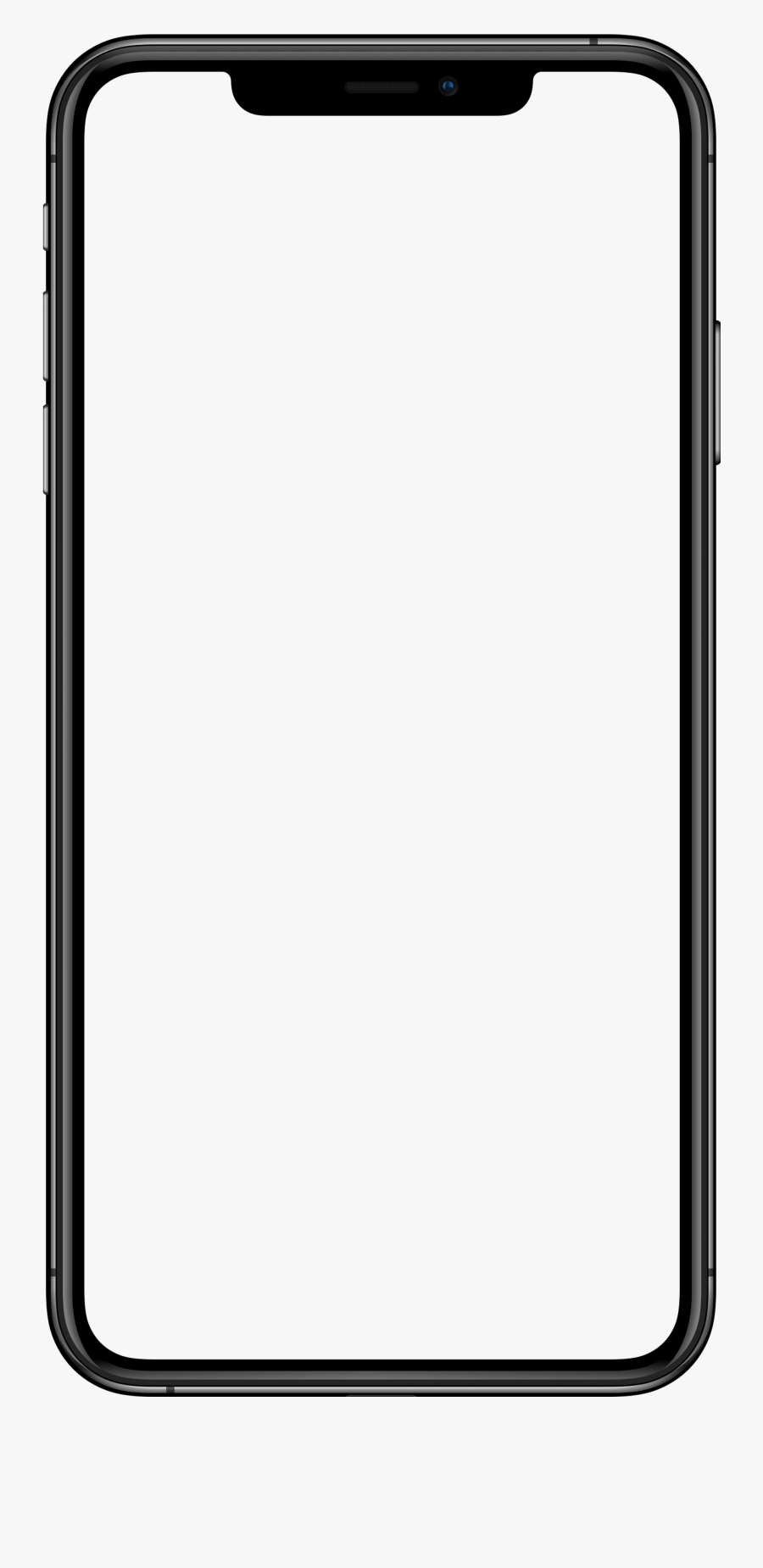 Apple Iphone Xs Max Iphone 5s Smartphone - Transparent Iphone Clipart, Transparent Clipart