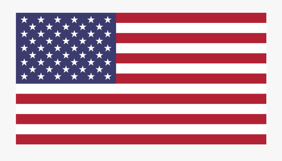 United States Icon Public - American Flag With 35 Stars, Transparent Clipart