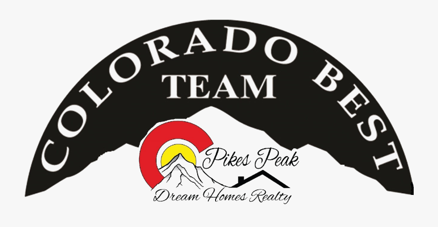 Pikes Peak Dream Homes Realty Logo, Transparent Clipart