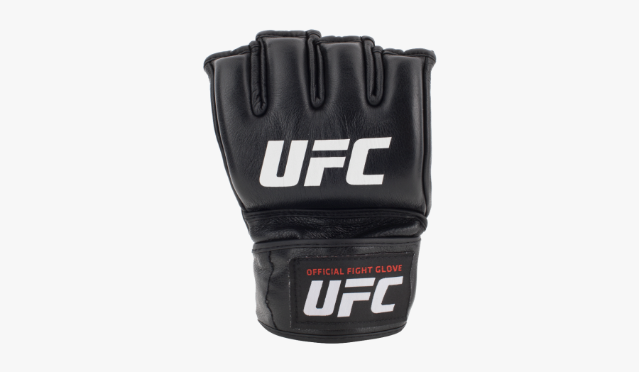 Official Ufc Boxing Gloves, Transparent Clipart