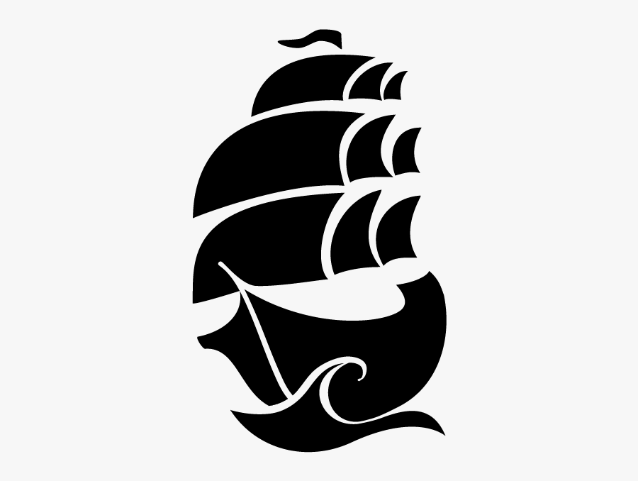Clippers Logo Black And White Wwwpixsharkcom Images Black Ship Logo Free Transparent Clipart Clipartkey