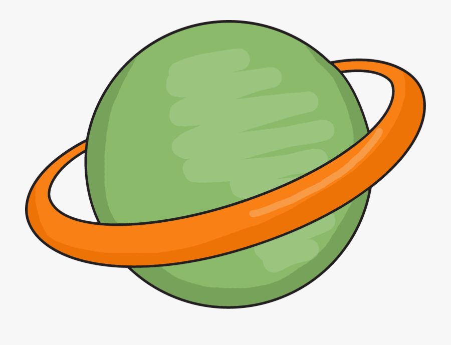 plane: cartoon planets png transparent