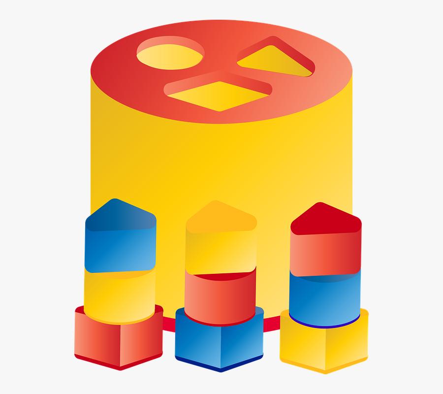 Graphic, Toy, Preschool, Toddler, Kids Toy, Blocks - Justice League, Transparent Clipart