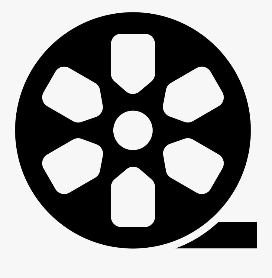 Movie Reel Png - Ruedas De Cine Png, Transparent Clipart