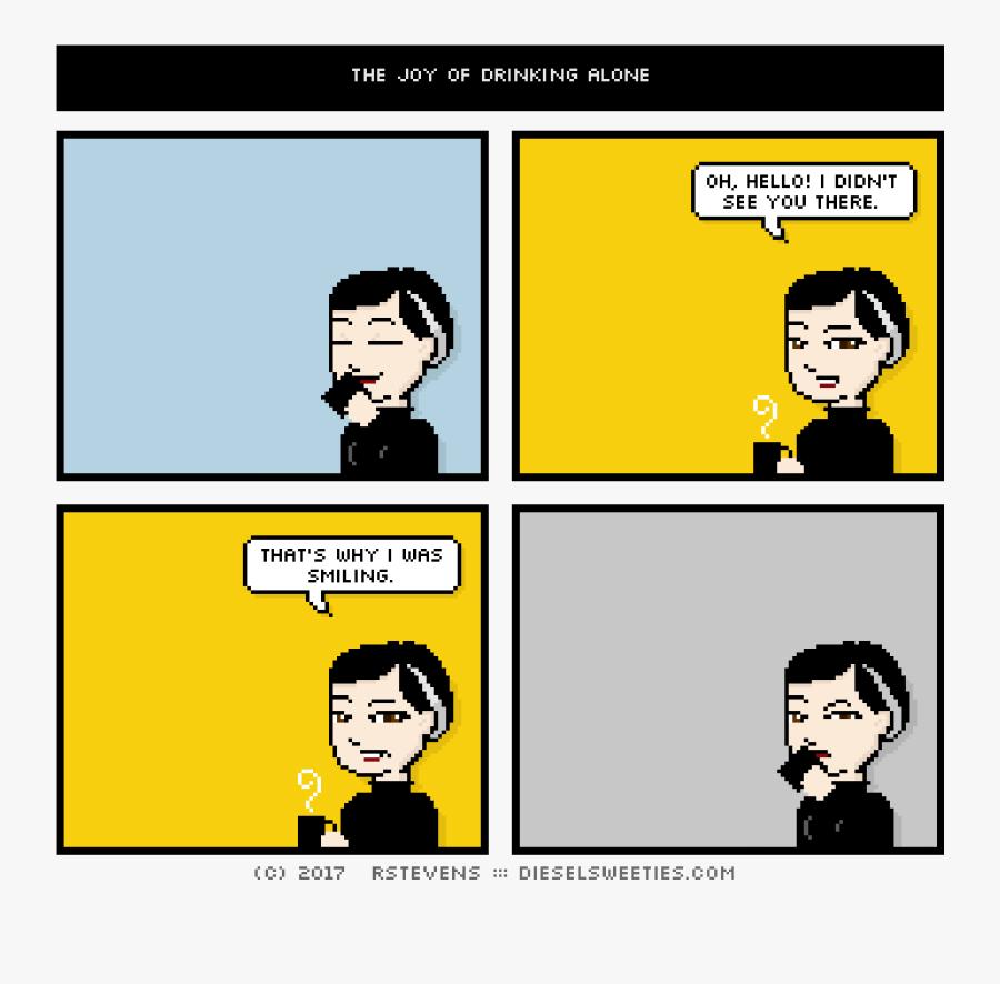 Pale Suzie - Comic Strip On Moral Values, Transparent Clipart