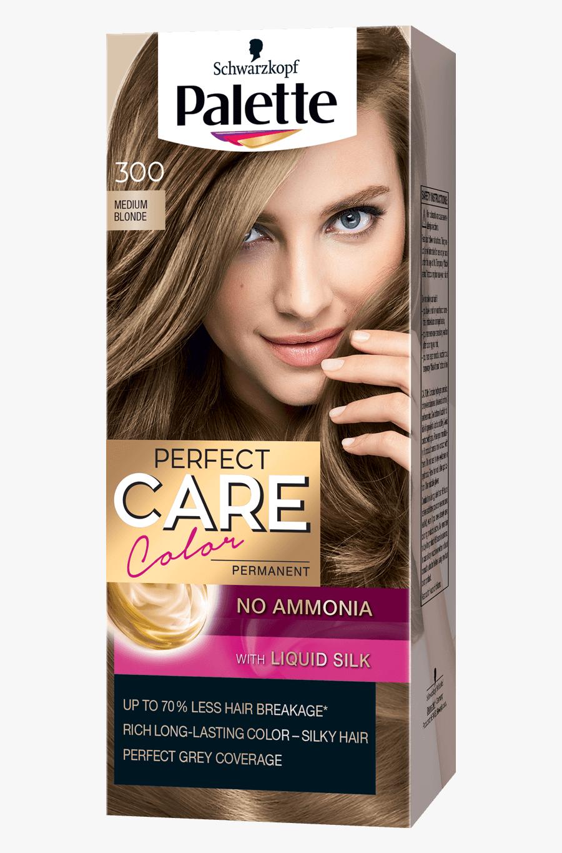 Medium - Dark Blonde Hair Color Palette, Transparent Clipart