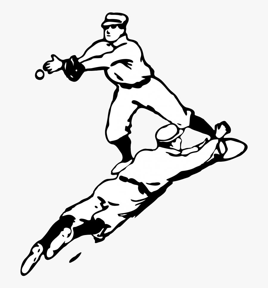 Drawing Sport Baseball - Baseball, Transparent Clipart
