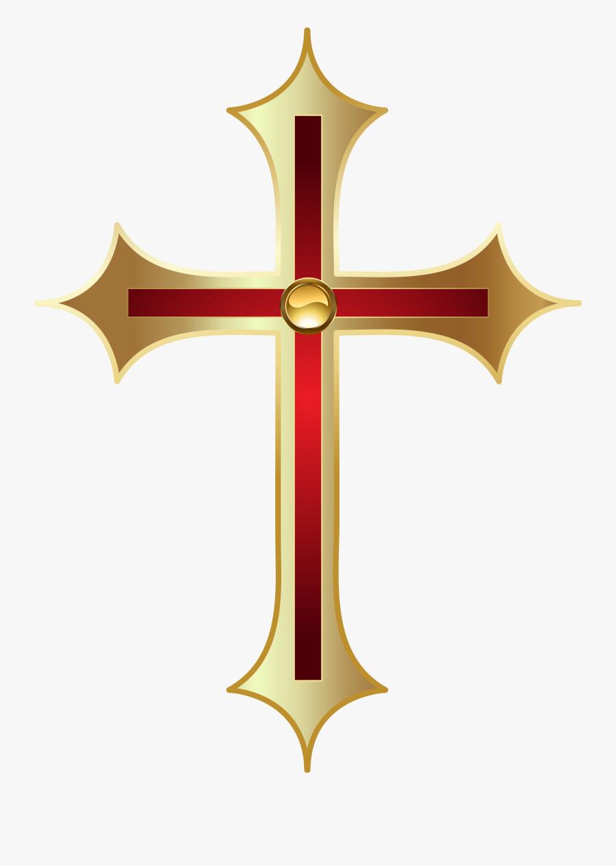 Cross Png Clip Art Image - Cross Clip Art Png, Transparent Clipart