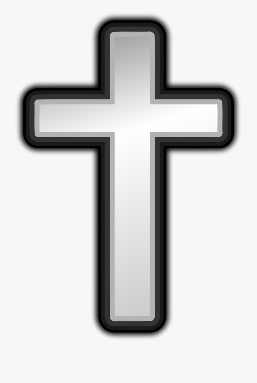 Free Stock Photo - Christian Cross Clip Art, Transparent Clipart