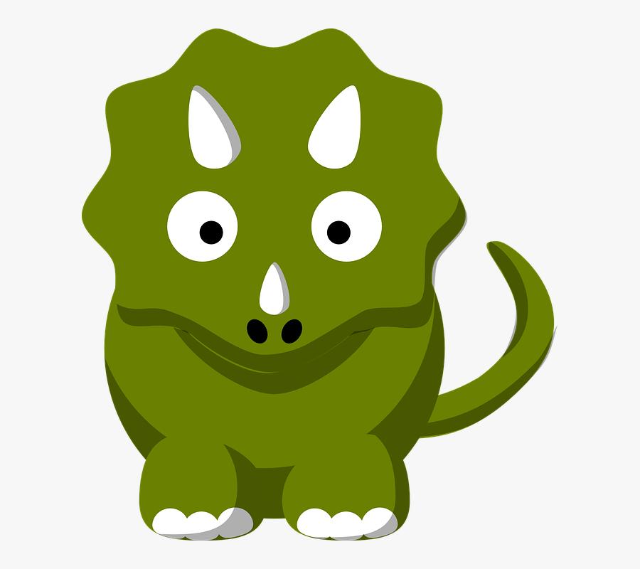 Dinosaur Clipart Face Dinossauro Desenho Animado Png Free