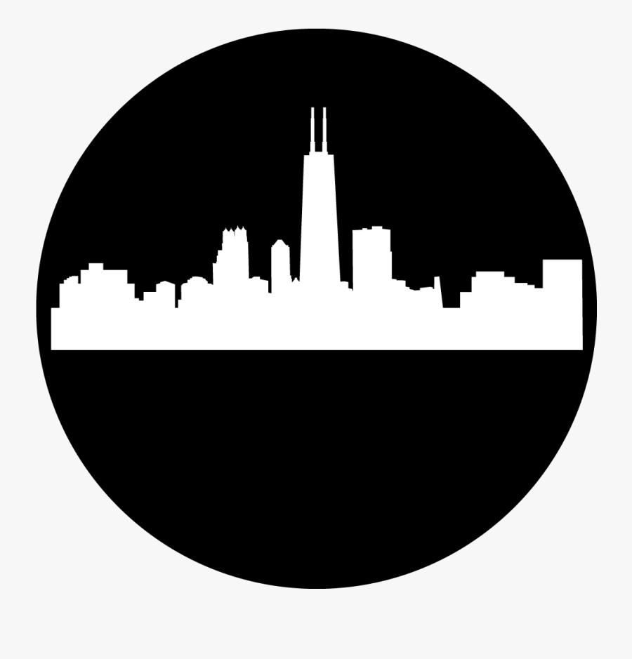 Transparent Windy Clipart - Windy City Skyline, Transparent Clipart