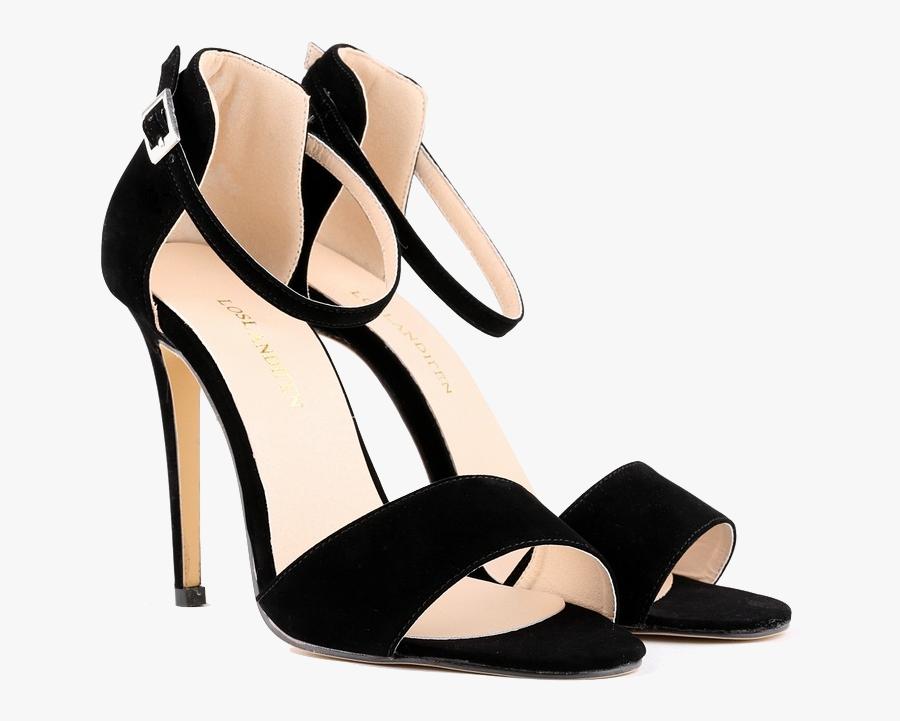 High Heel Clipart Beautiful Butterfly - High Heeled Sandals Clip Art, Transparent Clipart