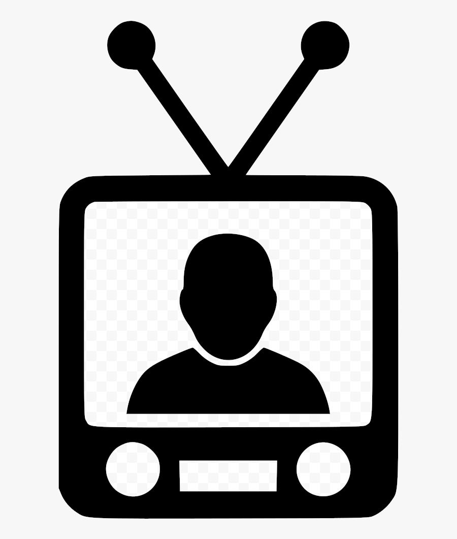 Tv Television Clipart Clip Art Transparent Png - Tv News Clip Art, Transparent Clipart