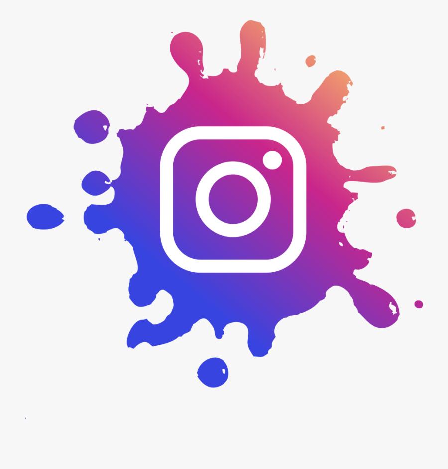 Instagram Splash Png Image Free Download Searchpng - Splash Snapchat Icon Png, Transparent Clipart