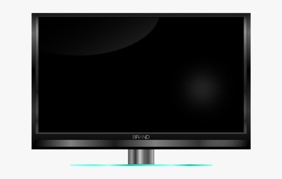 Transparent Plasma Tv Png, Transparent Clipart