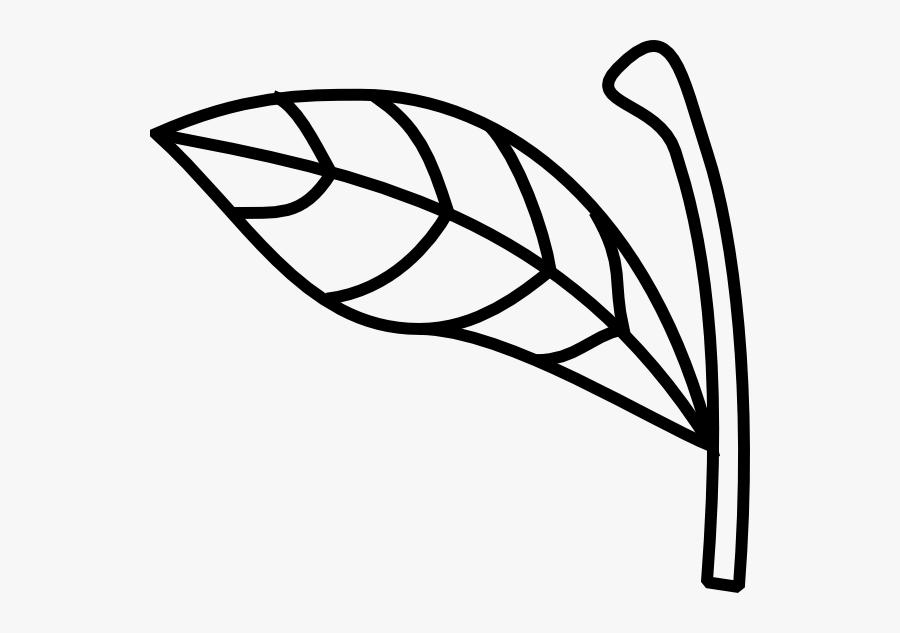 Thumb Image - Apple Stem And Leaf, Transparent Clipart