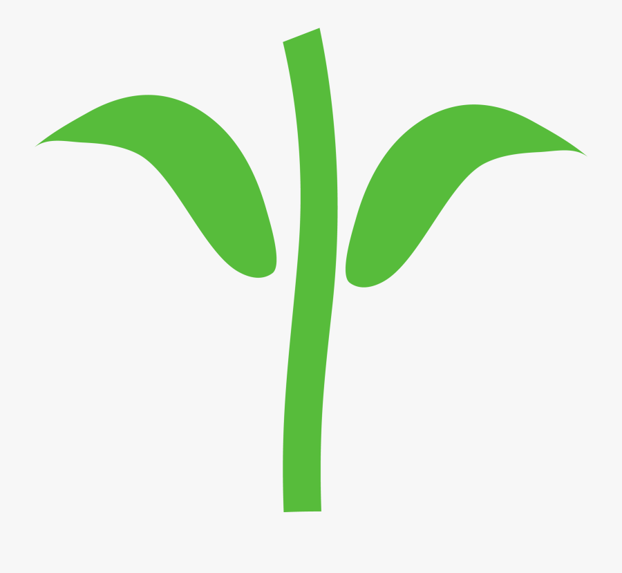 Transparent Corn Stalk Png - Clipart Green Stem, Transparent Clipart