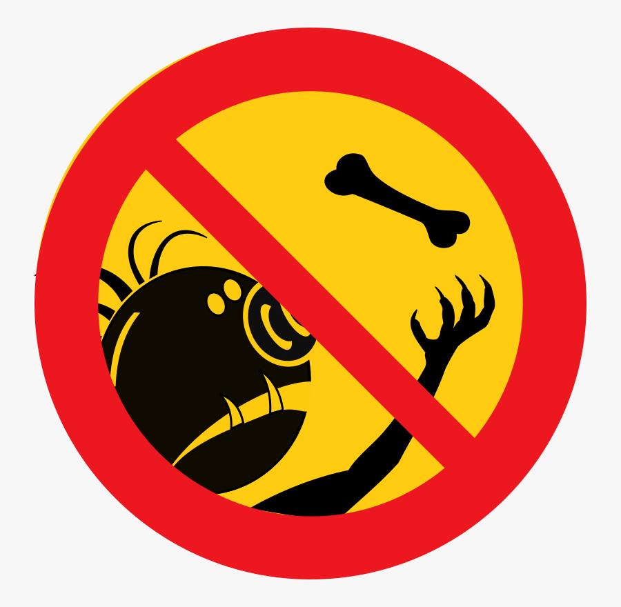 Troll - Clipart - Do Not Feed Trolls, Transparent Clipart