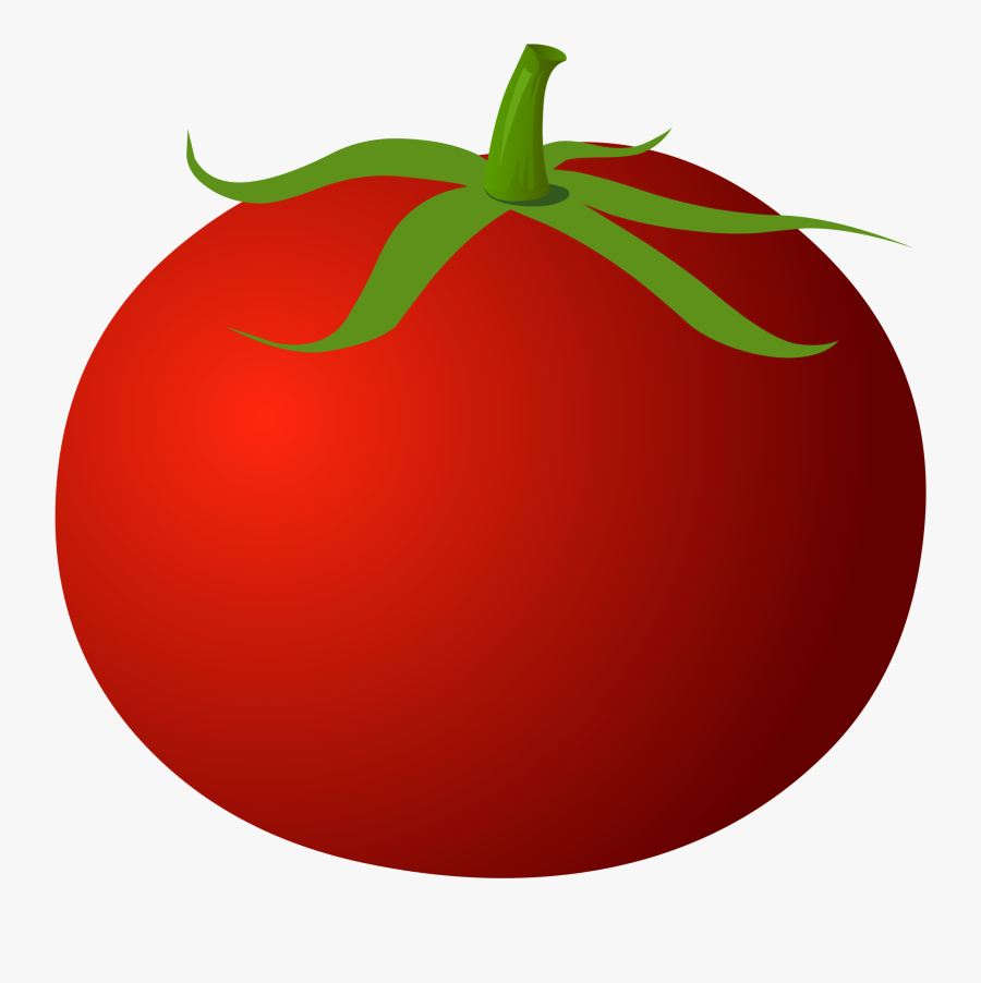 Clipart Food Tomato - Tomato Clipart, Transparent Clipart