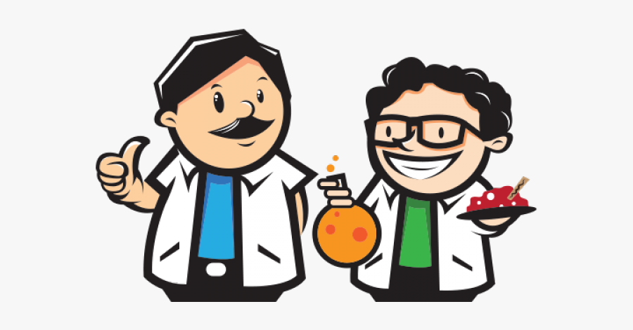 Inventor Free On Dumielauxepices - Food Science Cartoon Png, Transparent Clipart