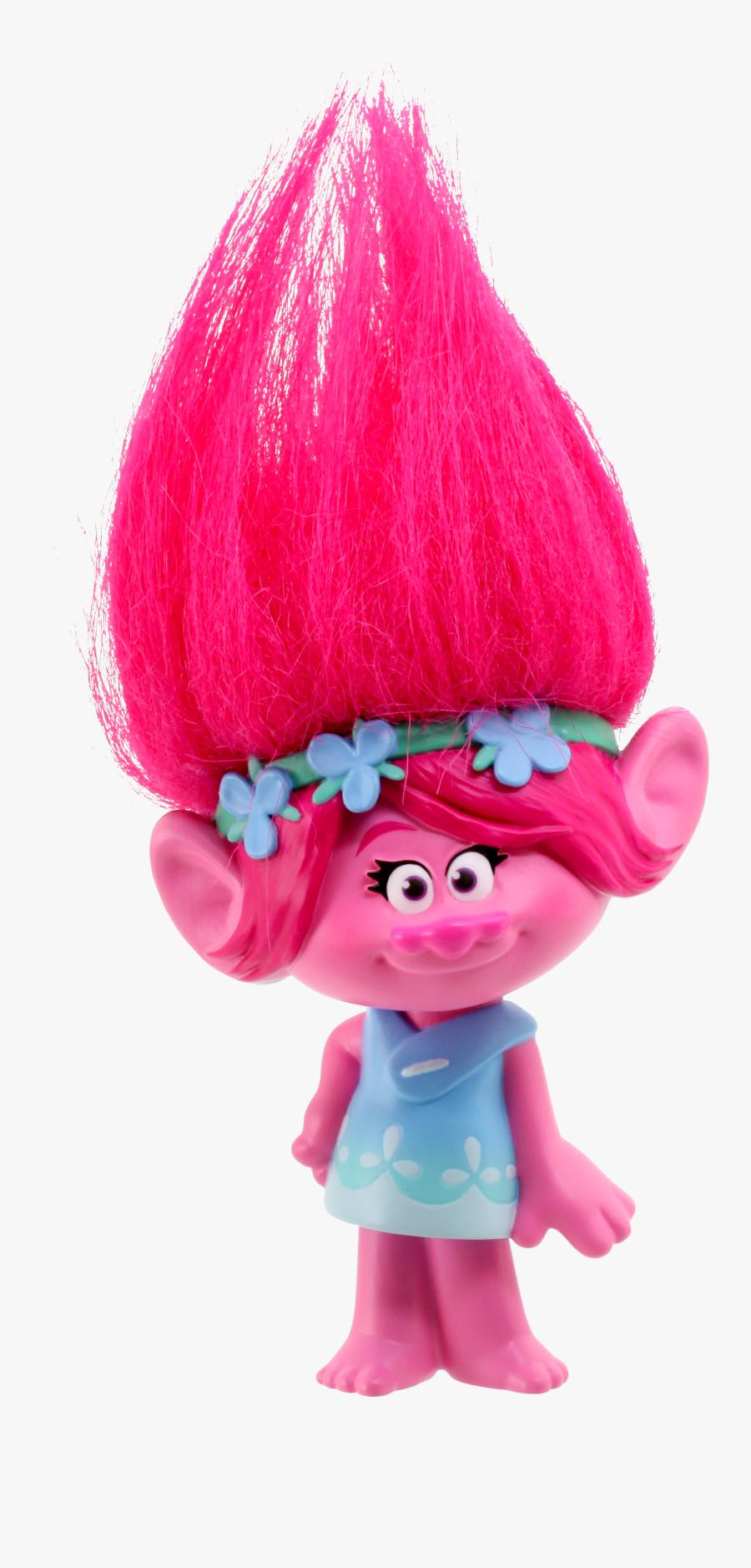 Hd Trolls Llavero Branch - Princesa Poppy Do Trolls Png, Transparent Clipart