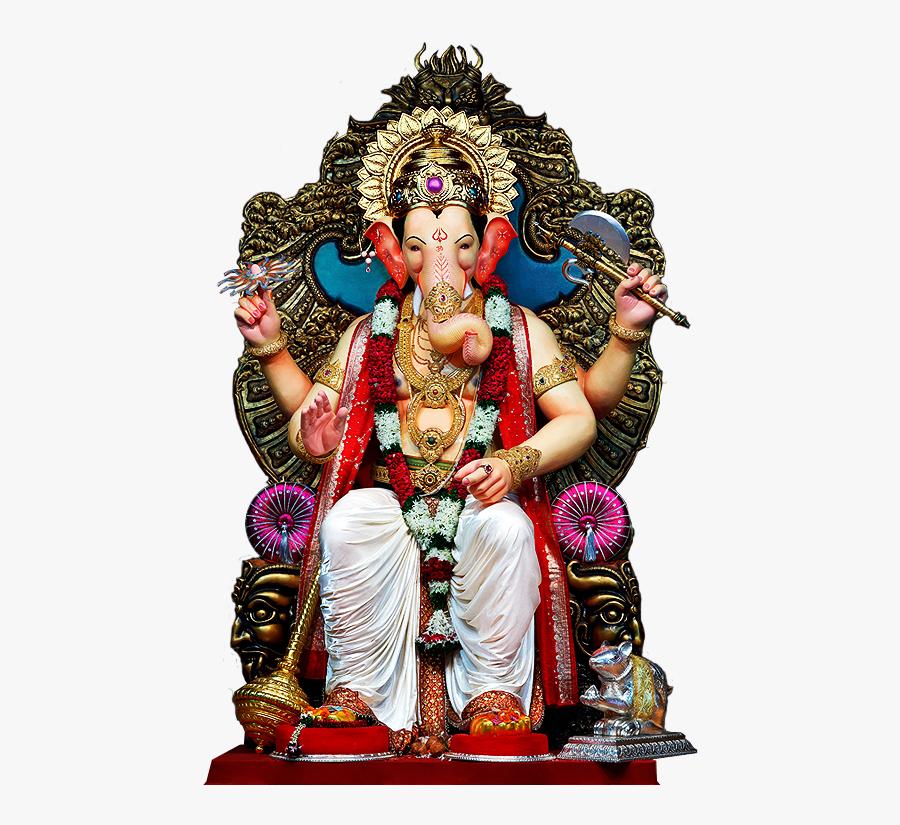 Lord Ganesha Png Pic - Ganesh Images Full Hd, Transparent Clipart