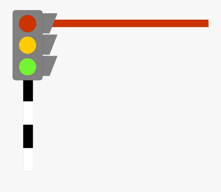 Transparent Traffic Light Clipart - Traffic Light Border Clipart, Transparent Clipart