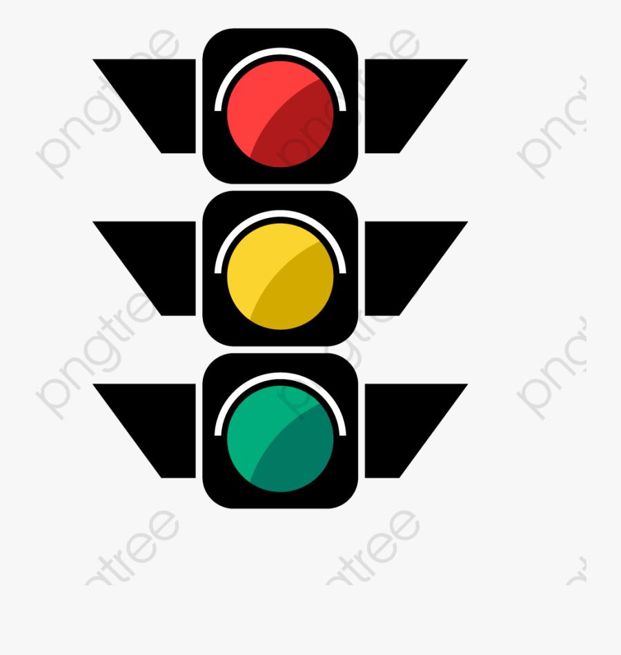 Graphic Traffic Lights, Traffic Light, Graph, Vector - Traffic Light, Transparent Clipart