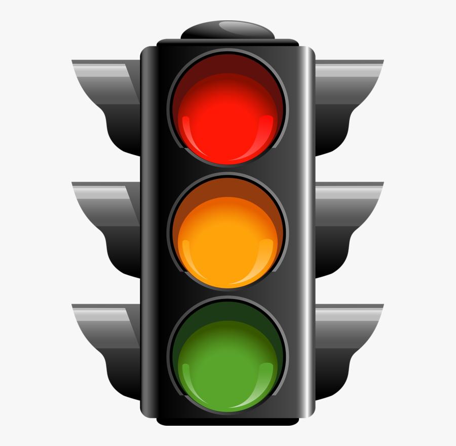Traffic Light Signal Png, Transparent Clipart