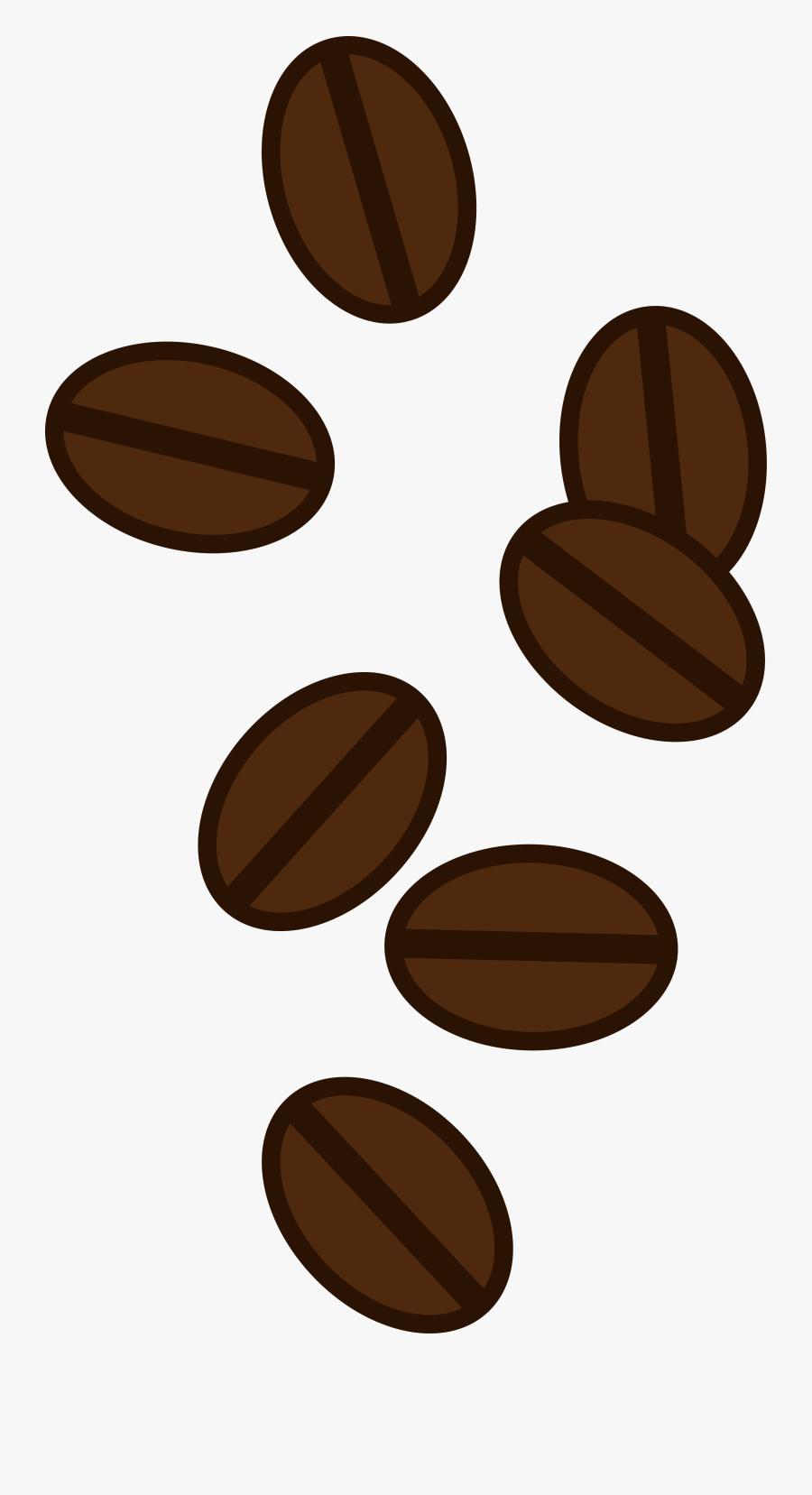 Thumb Image - Coffee Beans Clip Art, Transparent Clipart