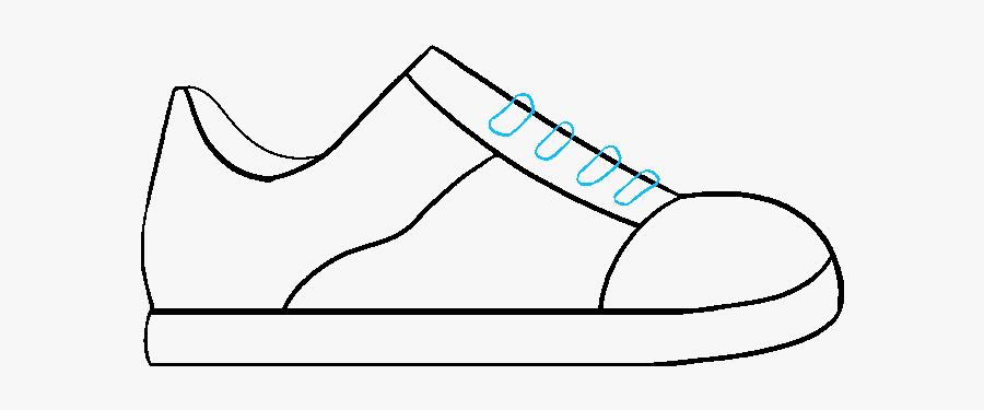 How To Draw A - Line Art, Transparent Clipart