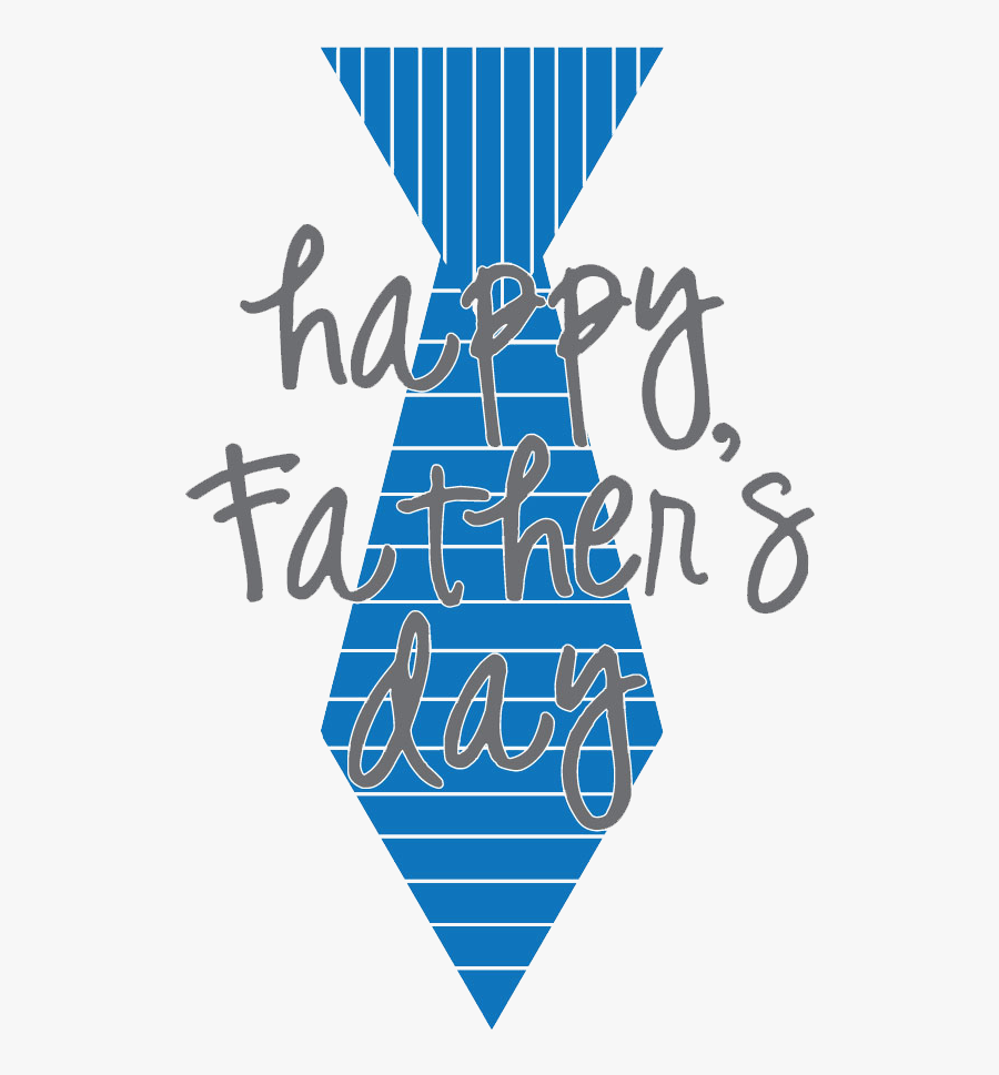 Fathers Day Png Image - Happy Fathers Day Clipart Tie, Transparent Clipart
