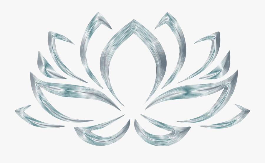 Petal,circle,symmetry - Transparent Background Lotus Flower Clip Art, Transparent Clipart