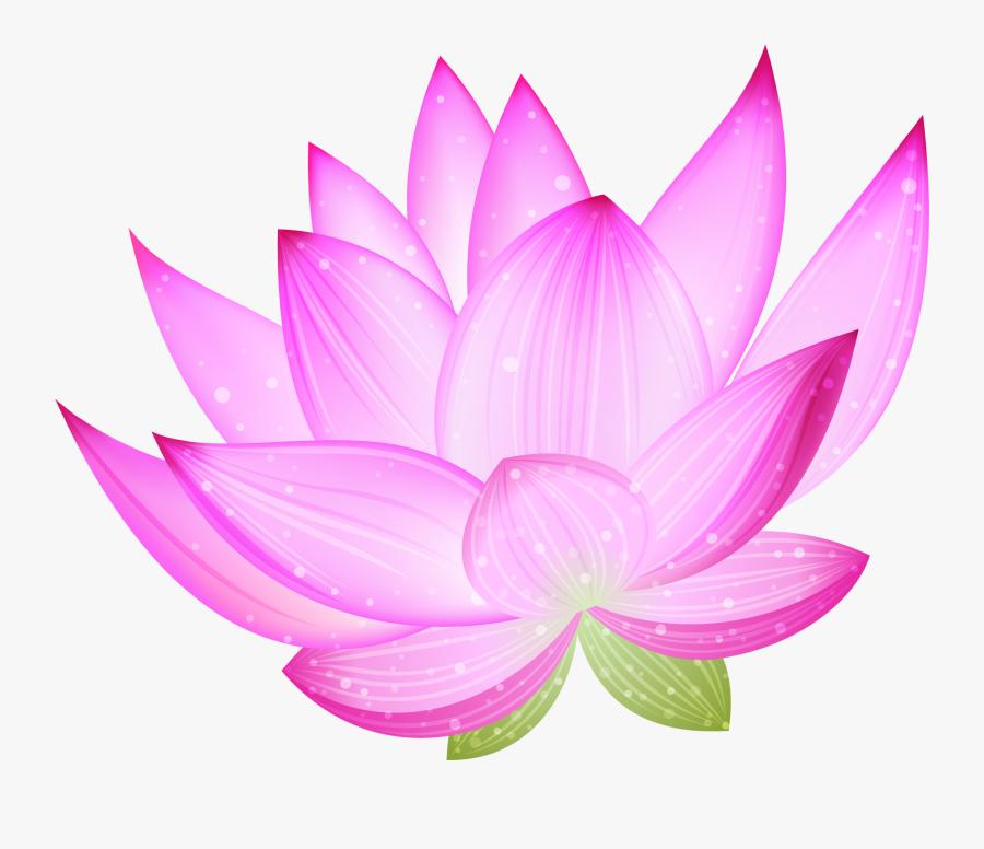 Lotus Clipart Png, Transparent Clipart