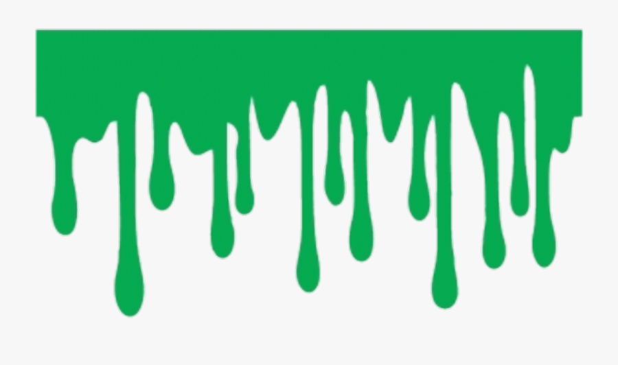 Slime Dripping Transparent Clipart , Png Download - Green Slime Dripping Png, Transparent Clipart