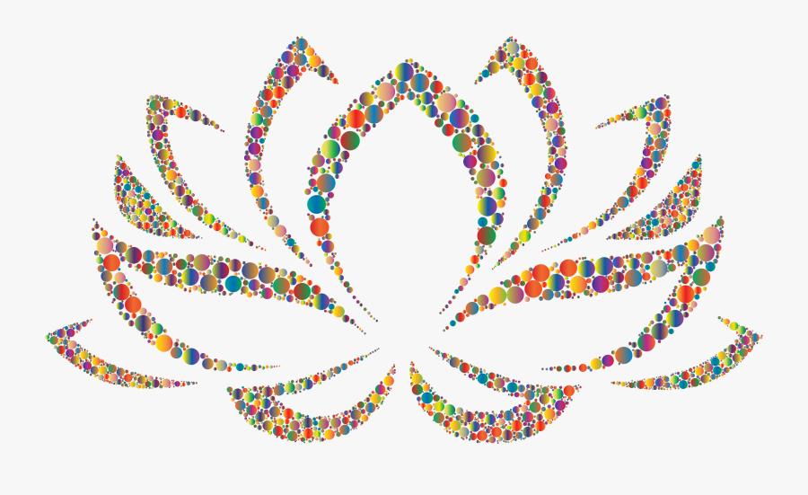Lotus Flower Hindu Symbols, Transparent Clipart