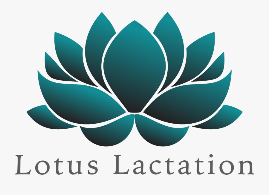 Transparent Breastfeeding Png - Lotus Flower Vector Logo Png, Transparent Clipart