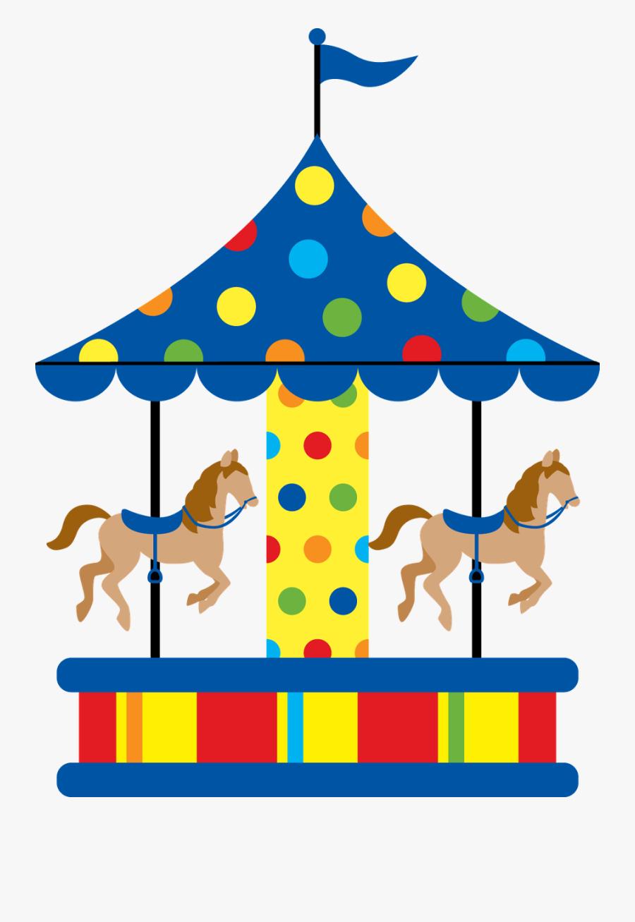 Carousel - Carousel Clipart, Transparent Clipart