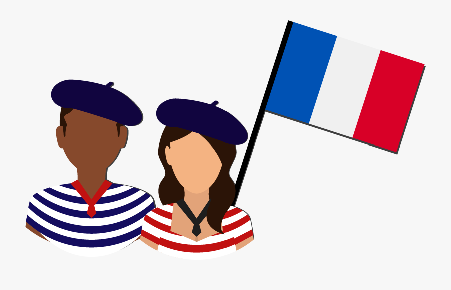 Contribute In Representing The French Culture And Language - Clipart French Culture, Transparent Clipart