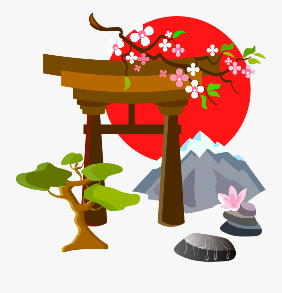 Transparent Japan Clipart - Japanese Culture And Tradition , Free  Transparent Clipart - ClipartKey