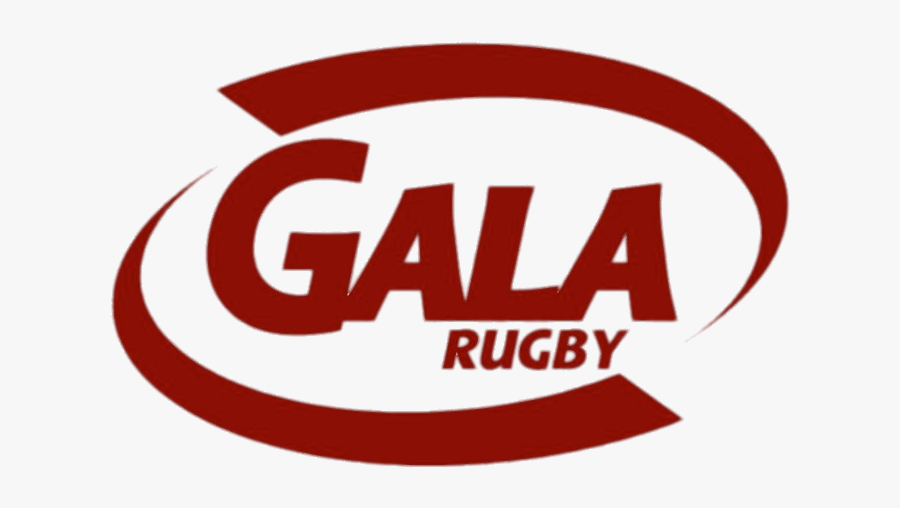 Gala Rugby Logo - Circle, Transparent Clipart