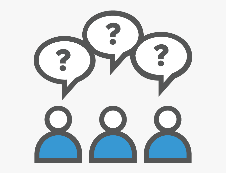 Transparent Questions Png - Professional Development Using Jigsaw, Transparent Clipart