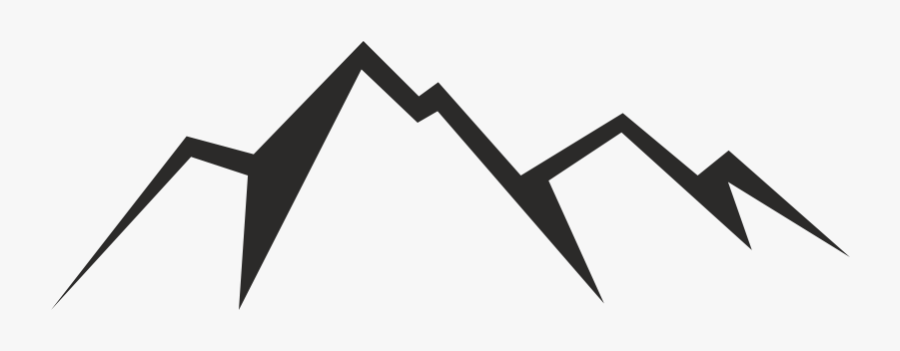 Iron Mountain Refrigeration & Equipment Tattoo Blue - Transparent Mountain Clip Art, Transparent Clipart