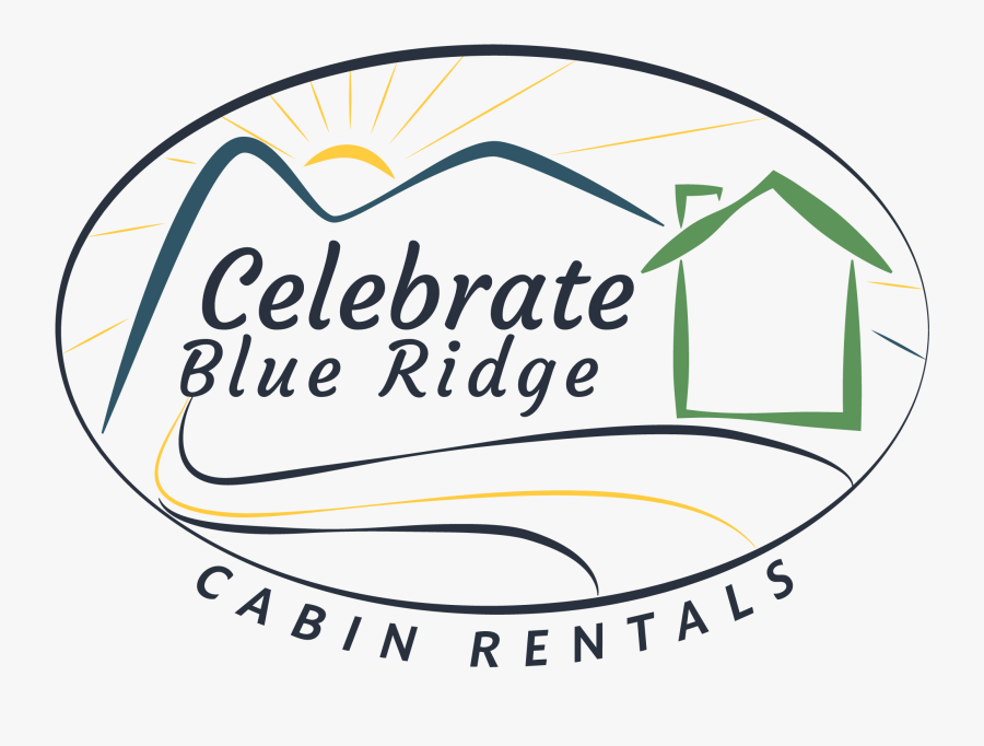 Celebrate Blue Ridge Cabin Rentals - Circle, Transparent Clipart