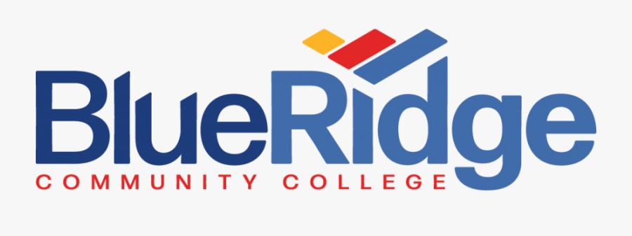 Blue Ridge Community College Logo, Transparent Clipart