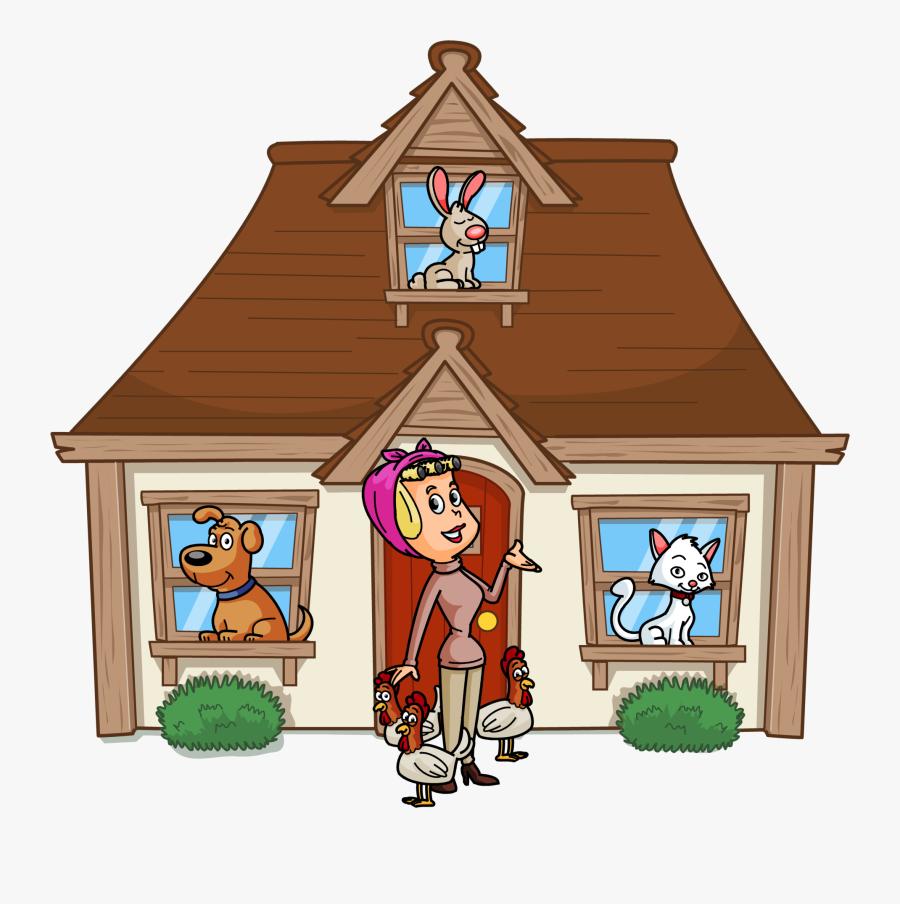 The Puurfect Pet Sitting Service - House Pet Clipart, Transparent Clipart