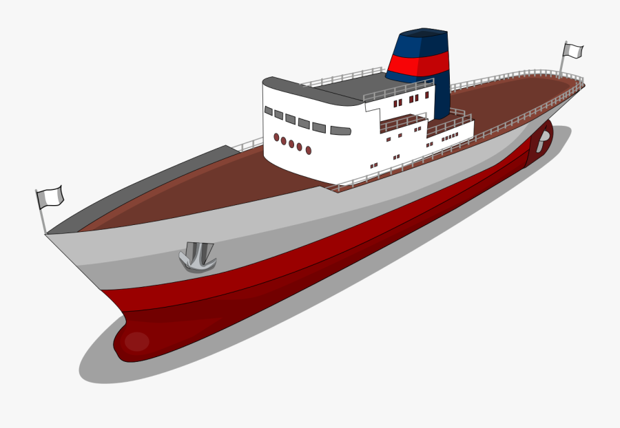 Water Architecture,ship,bulk Supply Vessel,fishing - Parts Of A Ship, Transparent Clipart